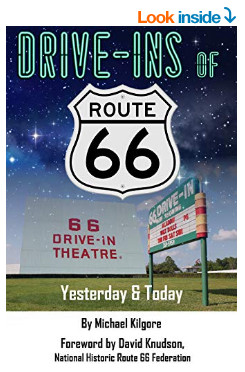 Route 66 Drive-Ins book cover